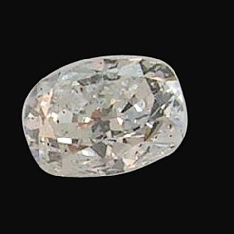2.51 Carats Gorgeous Loose Cushion Cut Diamond New Diamond