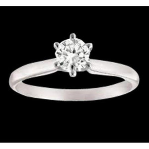 2.51 Ct. Big Diamond Ring Solitaire Engagment Ring Solitaire Ring