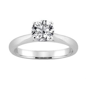 2.51 Ct. Diamond Royal Engagement Ring Solitaire New Solitaire Ring