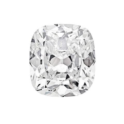 2.75 Carat G Si1 Sparkling Cushion Cut Loose Diamond New Diamond