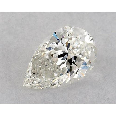 2.75 Carats Pear Diamond Loose D Vs1 Very Good Cut Diamond
