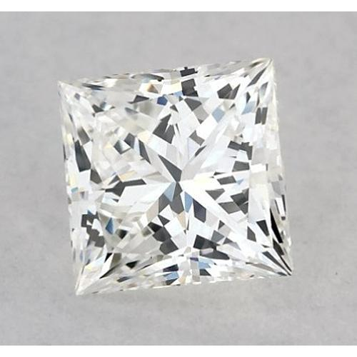 2.75 Carats Princess Diamond Loose J Vs2 Excellent Cut Diamond