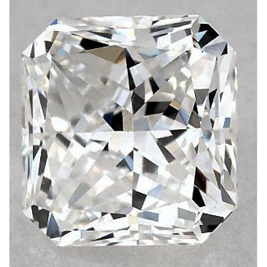 2.75 Carats Radiant Diamond Loose E Vs1 Very Good Cut Diamond