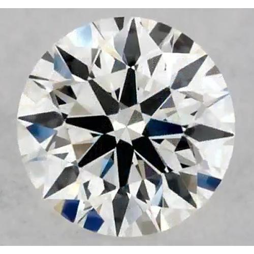 2.75 Carats Round Diamond G Vs1 Excellent Cut Loose Diamond