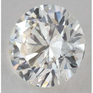 3 Carats E Vvs Loose Round Diamond Sparkling Diamond