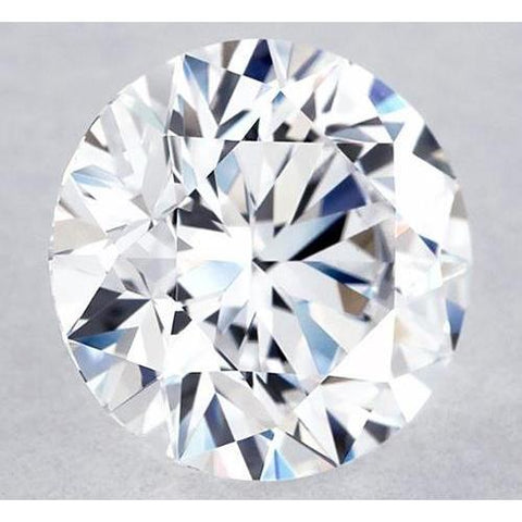 3 Carats E Vvs1 Loose Round Diamond Sparkling New Diamond