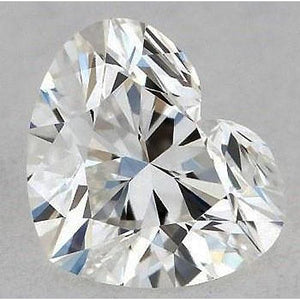 3 Carats Heart Diamond Loose E Vvs1 Very Good Cut Diamond