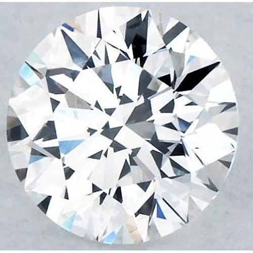 3 Carats Round Diamond D Vs2 Excellent Cut Loose Diamond