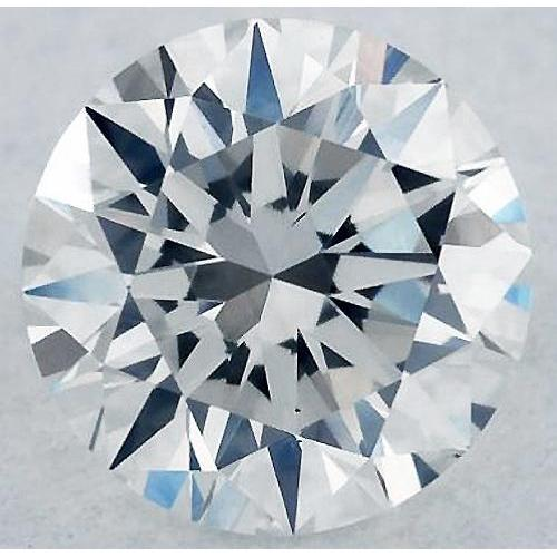 3 Carats Round Diamond G Vvs2 Excellent Cut Loose Diamond