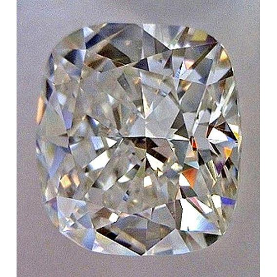 3.01 Ct. Cushion Cut Loose Diamond F Vs1 Big Diamond Diamond