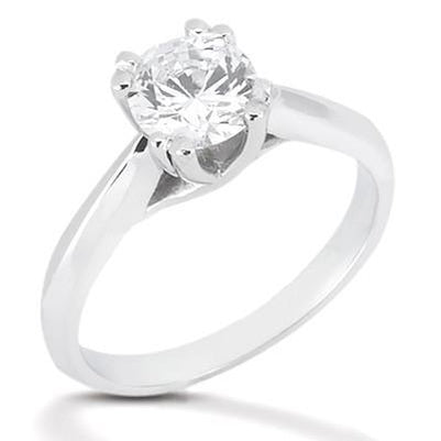 3.01 Ct.High Quality Diamond Solitaire Anniversar Ring Solitaire Ring