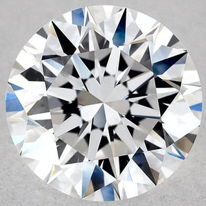 3.05 Carats Natural G Vs1 Loose Round Cut Diamond New Diamond