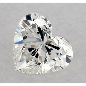 3.25 Carats Heart Diamond Loose D Vs2 Very Good Cut Diamond