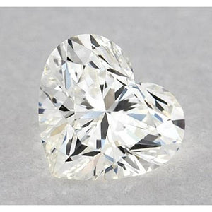 3.25 Carats Heart Diamond Loose F Vvs1 Very Good Cut Diamond