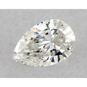 3.25 Carats Pear Diamond Loose D Vvs2 Very Good Cut Diamond