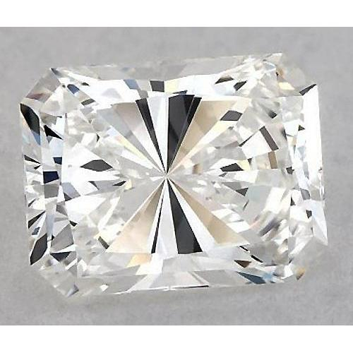 3.25 Carats Radiant Diamond Loose E Vvs2 Very Good Cut Diamond