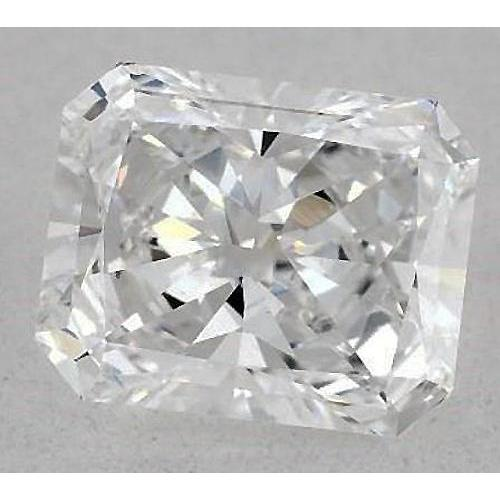 3.25 Carats Radiant Diamond Loose F Vvs2 Very Good Cut Diamond