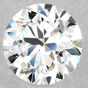 3.25 Carats Round Diamond F Vs2 Excellent Cut Loose Diamond