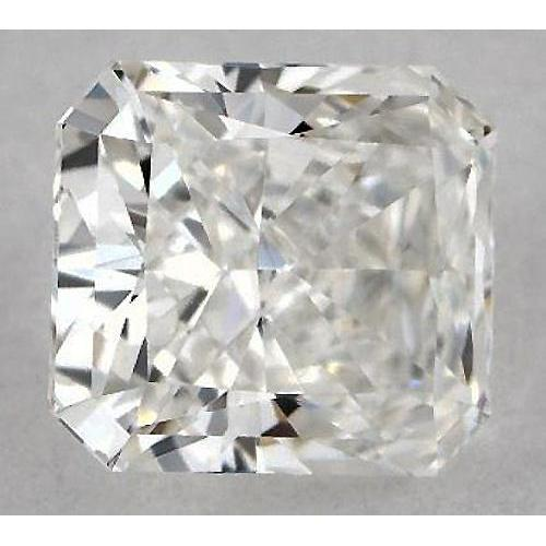 3.5 Carats Radiant Diamond Loose H Vvs1 Very Good Cut Diamond