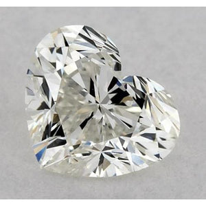 3.75 Carats Heart Diamond Loose D Vs2 Very Good Cut Diamond