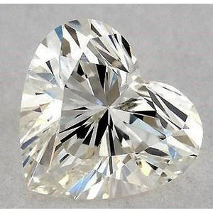 3.75 Carats Heart Diamond Loose E Vs2 Very Good Cut Diamond