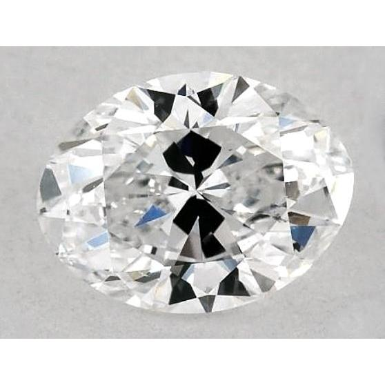 3.75 Carats Oval Diamond Loose H Vs1 Very Good Cut Diamond