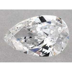 3.75 Carats Pear Diamond Loose E Vs1 Very Good Cut Diamond