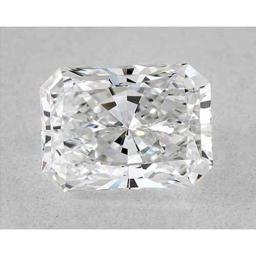 3.75 Carats Radiant Diamond Loose E Vvs1 Very Good Cut Diamond