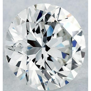 3.75 Carats Round Diamond G Vs2 Excellent Cut Loose Diamond