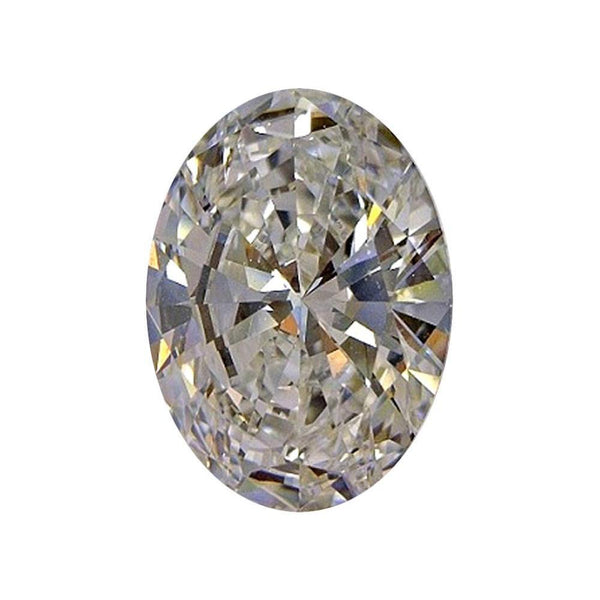 3.75 Ct. F Vs1 Oval Cut Loose Diamond Natural New Diamond