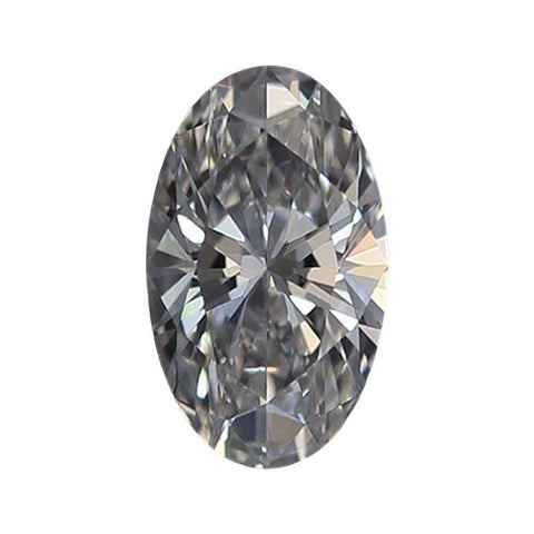 4 Carat Loose Diamond E Vvs1 Oval Cut Diamond New Diamond