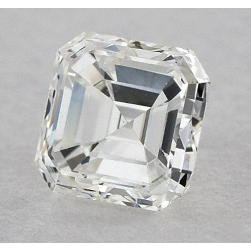 4 Carats Asscher Diamond Loose J Vs1 Very Good Cut Diamond