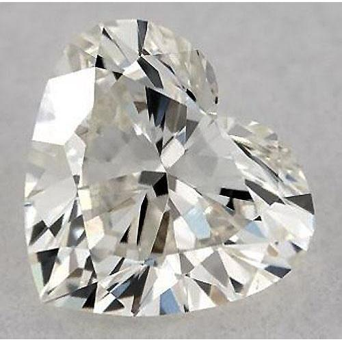 4 Carats Heart Diamond Loose E Vvs1 Very Good Cut Diamond