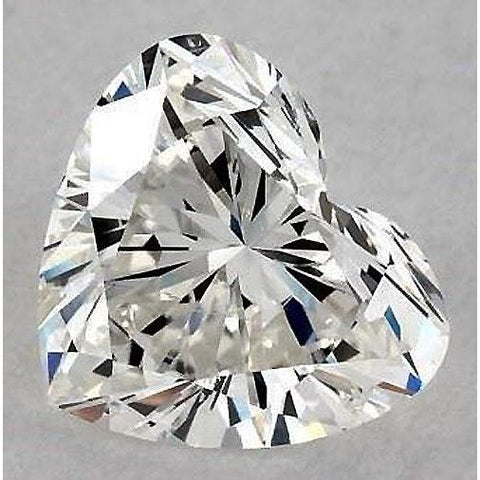 4 Carats Heart Diamond Loose H Vvs1 Very Good Cut Diamond