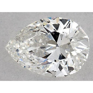 4 Carats Pear Diamond Loose D Vs1 Very Good Cut Diamond