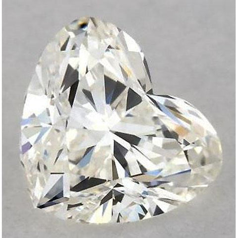 4.25 Carats Heart Diamond Loose D Vs2 Very Good Cut Diamond