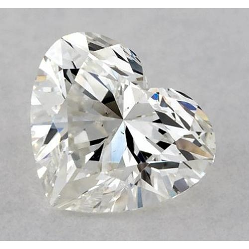 4.25 Carats Heart Diamond Loose G Vs2 Very Good Cut Diamond