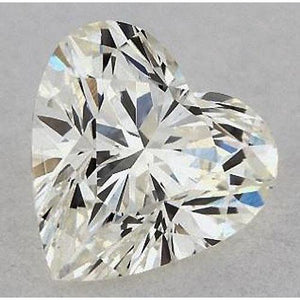 4.5 Carats Heart Diamond Loose D Vs2 Very Good Cut Diamond