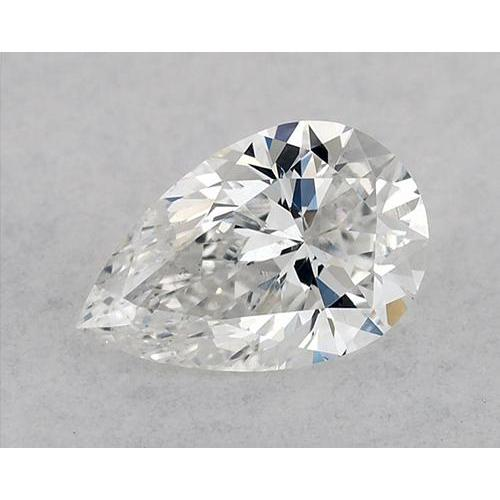 4.5 Carats Pear Diamond Loose D Vvs1 Very Good Cut Diamond