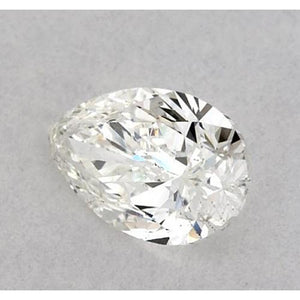 4.5 Carats Pear Diamond Loose F Vs1 Very Good Cut Diamond