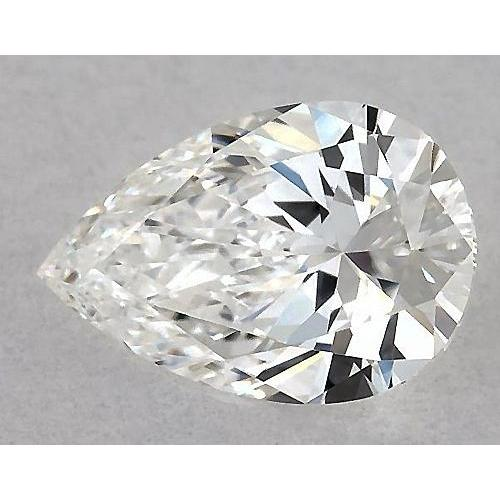 4.5 Carats Pear Diamond Loose K Vs1 Very Good Cut Diamond