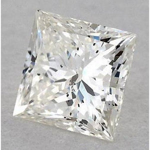 4.5 Carats Princess Diamond Loose E Vs2 Excellent Cut Diamond