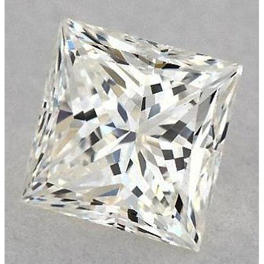 4.5 Carats Princess Diamond Loose G Vs1 Excellent Cut Diamond