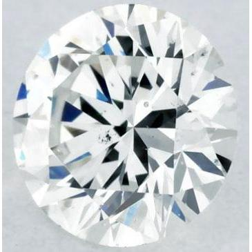 4.5 Carats Round Diamond H Vs2 Excellent Cut Loose Diamond