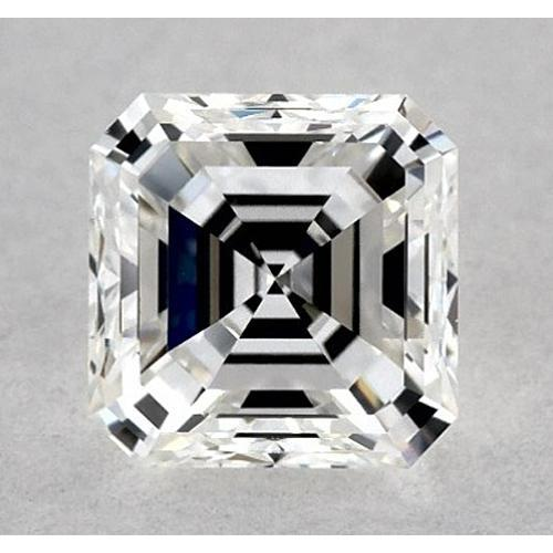 4.75 Carats Asscher Diamond Loose H Vs2 Good Cut Diamond
