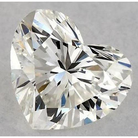 4.75 Carats Heart Diamond Loose E Vs1 Very Good Cut Diamond