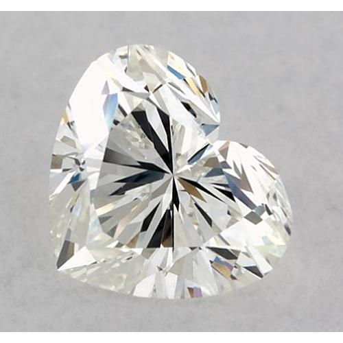4.75 Carats Heart Diamond Loose F Vs2 Very Good Cut Diamond