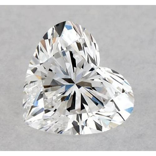 4.75 Carats Heart Diamond Loose G Vvs1 Very Good Cut Diamond