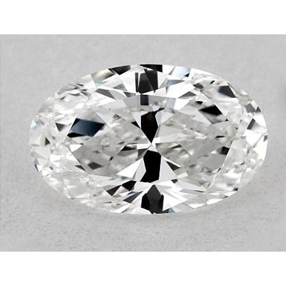 4.75 Carats Oval Diamond Loose D Vs2 Very Good Cut Diamond
