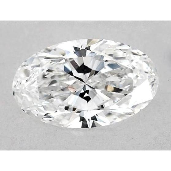 4.75 Carats Oval Diamond Loose F Vs2 Very Good Cut Diamond